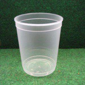 Plastic bekers/diversen
